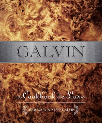 Galvin: A Cookbook de Luxe